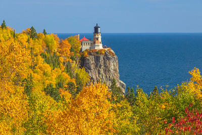 Split Rock Lighthouse State Park Fall 001