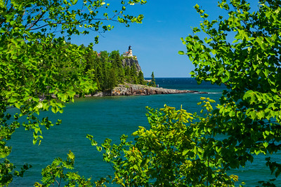 Split Rock Lighthouse State Park Summer