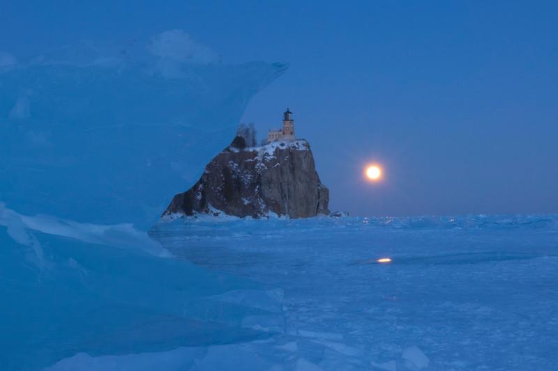 """Snow Moon"" 003"