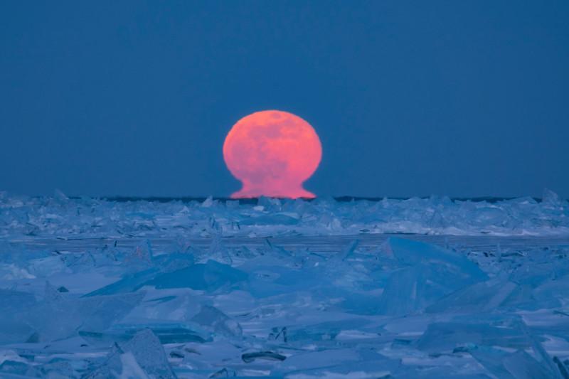 """Snow Moon"" 001"