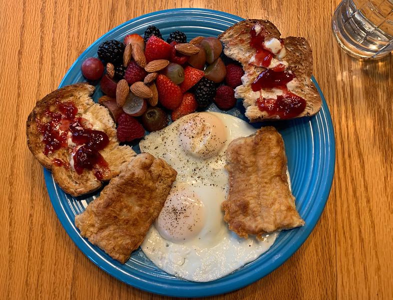 Herring Breakfast