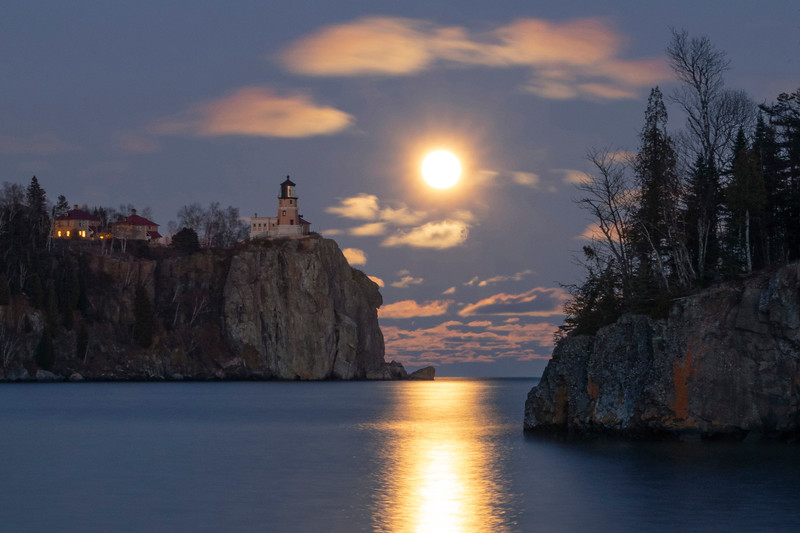 November Full Moon (Beaver Moon) 005