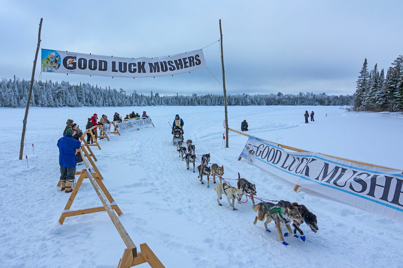 John Beargrease Sled Dog Marathon 006