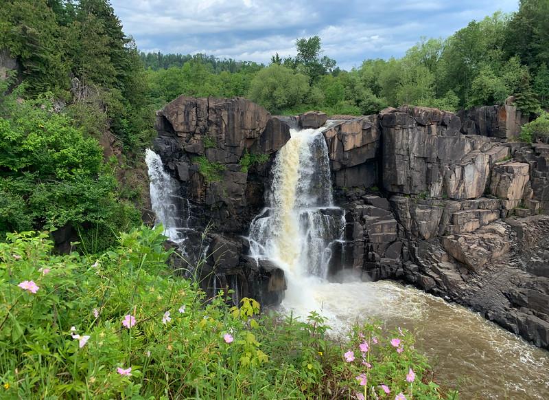 High Falls Grand Portage State Park 001