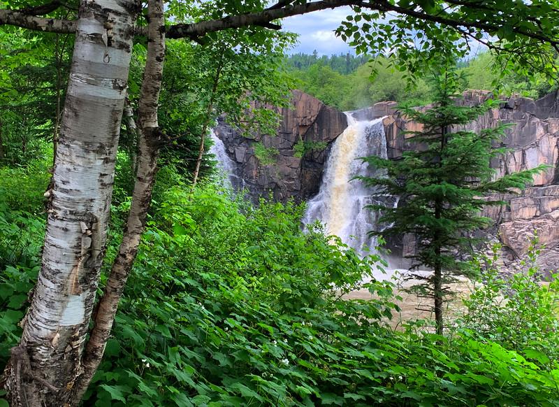 High Falls Grand Portage State Park 002