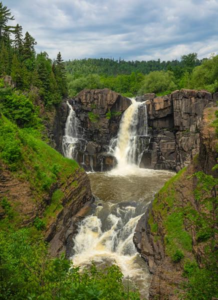 High Falls Grand Portage State Park 004