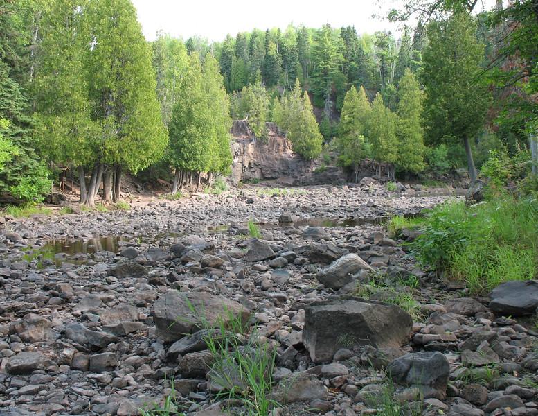 Lower Gooseberry Falls 001