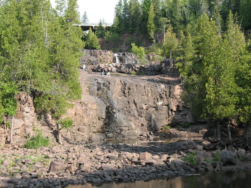 Lower Gooseberry Falls 002