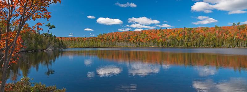 Hare Lake Panorama