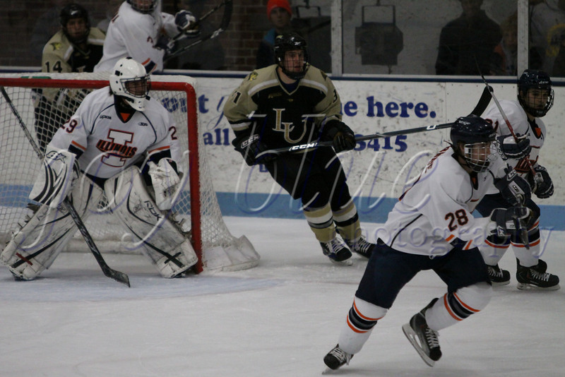 <b>Illini Hockey—November 2010</b>  I grew up watching hockey; but, it wasn't until I was in college that I started *loving* it. To me, it's nothing short of thrilling—the speed, the skill, the action. . . . Dads Weekend 2010 included an Illini Hockey game. Stay tuned for more hockey shots in the future. Here's a taste of the action.