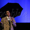 "<b>IUB's ""Singin' In the Rain""—November 2010</b>  During our first Dads Weekend on the parental end of the stick, we <i>greatly</i> enjoyed IUB's fall musical. Don was portrayed by John S. Thanks to NOS (who played Young Cosmo/3rd Assistant Director/Ensemble) for being such a great host, and for suggesting this week's featured photo."