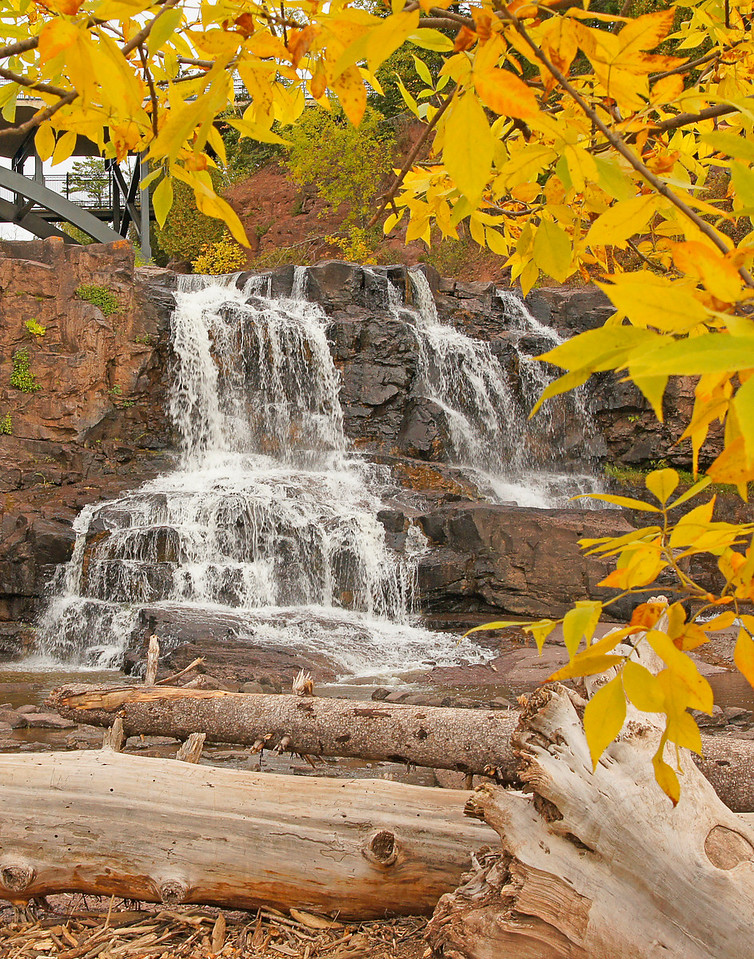 Middle Gooseberry Falls 2