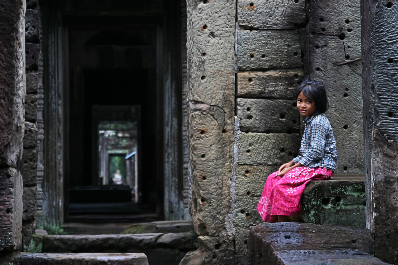 In the Ruins