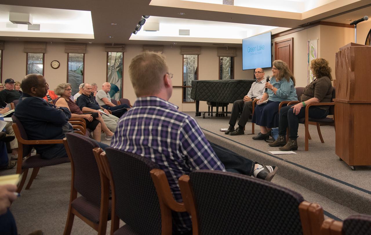 Green Lake Community Council Meeting