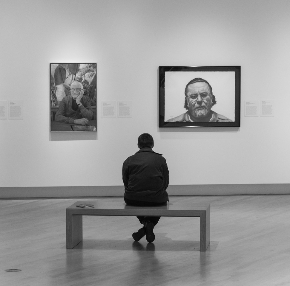 Portraits at Seattle Art Museum