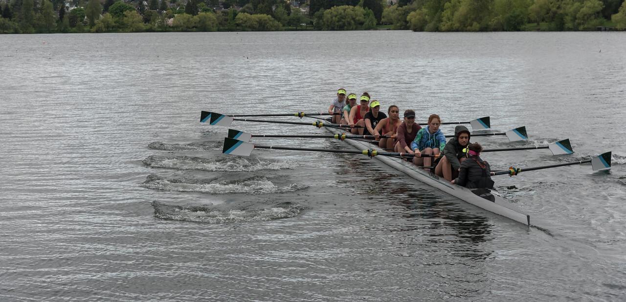 Green Lake Crew