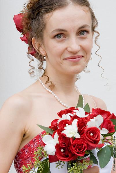 Sep. 30 2008 <br /> <br /> The happy bride