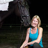 "08-26-2009  AP: Social Scientist   I found this a difficult photoshoot - I have never worked with animals before and also the ambient light faded really quickly - and I could not bring out the beauty of the horse :( Need to try and reshoot.   Strobist info: SB800 through white umbrella top camera right. Dakota (the horse) was so patient - at some point he fell asleep :-)    1: <i>What is your biggest fear and why?</i> Running out of chocolate, for obvious reasons.  2: <i>What do you think is the biggest problem facing the world and why?</i> The world? I work on global health and disease, so I would probably go with childhood diarrhea? Maybe I don't want to elaborate on that one though :) Lets say lack of education, because so many smart talented people are held back because they can't afford the education they deserve.  3:  <i>Who do you think will be the republican presidential candidate in 2012 and why?</i> I think you can tell from my last answer I am a democrat, so ideally someone who has no chance of winning, like Larry Craig or Mark Sanford? :)  4: <i> Have you read a book that is considered a classic that you just can't stand?  What is it and why?</i> Confederacy of Dunces- as much as I wanted to like it I just couldn't finish it.  5: <i> What do you think is humanity's greatest accomplishment, and why?</i> The internet, god bless Al Gore and RAND for that invention :) Now I can spend my evenings trolling the web instead of reading a book or enjoying fresh air.   More photos can be found <a href=""http://sunita.smugmug.com/Portraits/Portrait-project/AP/9424564_5zapv#631813300_Pzrpk"">here</a>"