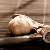 07-31-09<br /> <br /> Garlic and press<br /> <br /> Window light from behind and SB800 through diffuser up front<br /> <br /> Have a splendid weekend!