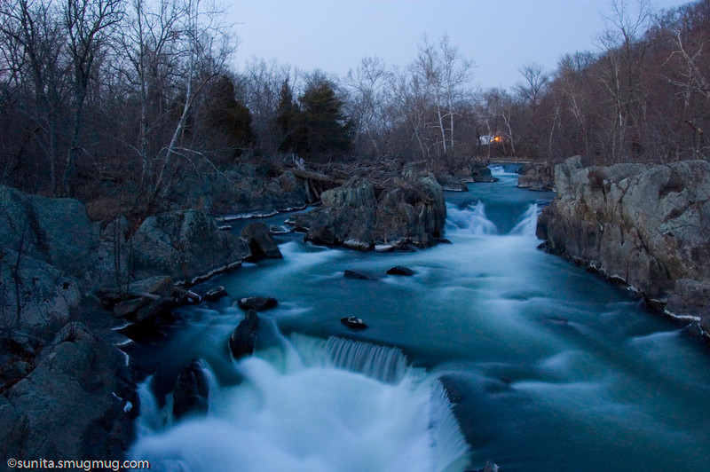Jan. 27<br /> <br /> Great Falls State Park (MD side)