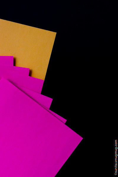 For Jan. 05<br /> <br /> Minimalism in pink and yellow