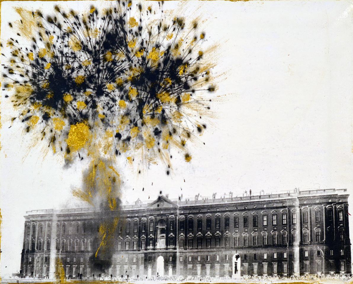 Palais de Caserte Fireworks