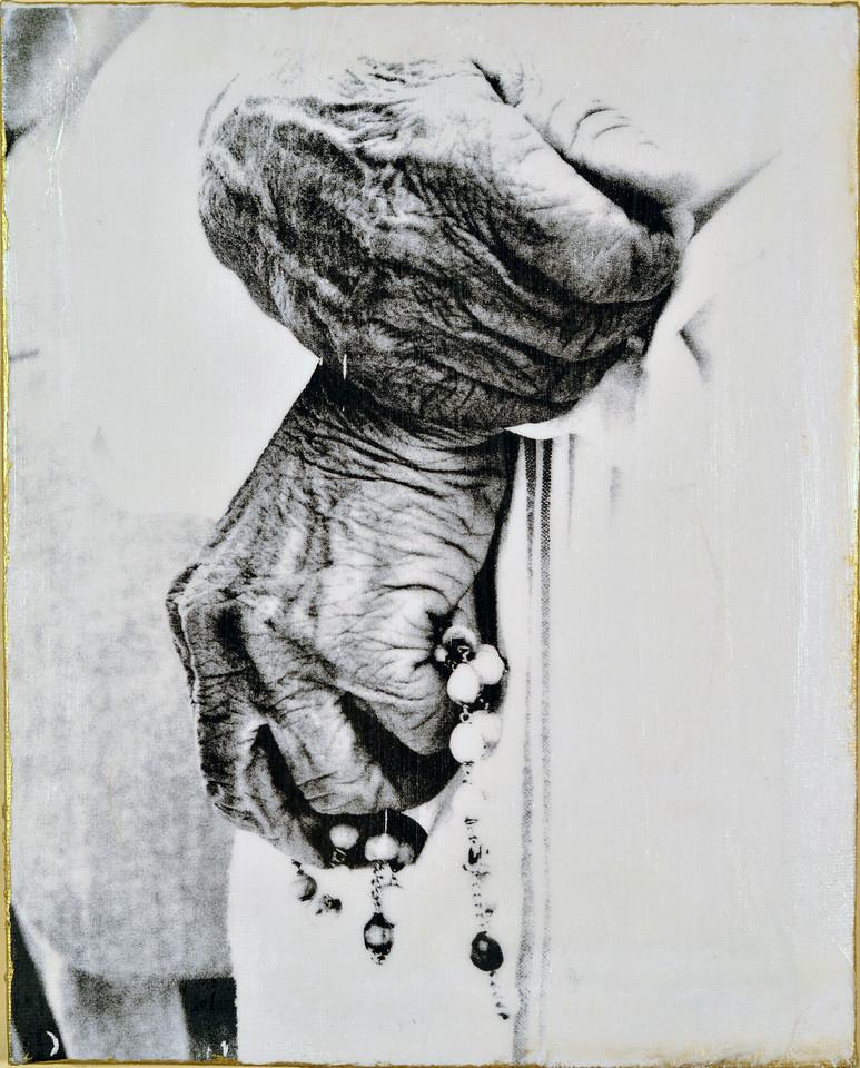 Mother Teresa's Hands