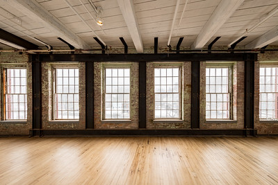 North Hall, Second floor, Building 6 #2, Mass MoCA, North Adams, MA 01346