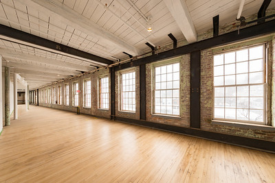 North Hall, Second floor, Building 6 #1, Mass MoCA, North Adams, MA 01346