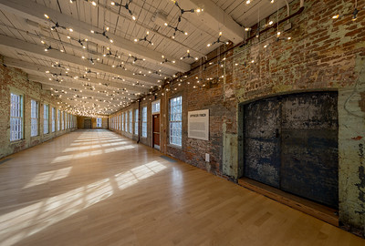 Spencer Finch, Building 6 at Mass MoCA, North Adams, MA. #17