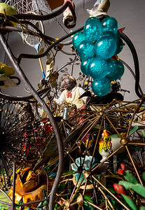 Nick Cave exhibit at Mass MoCA, North Adams MA