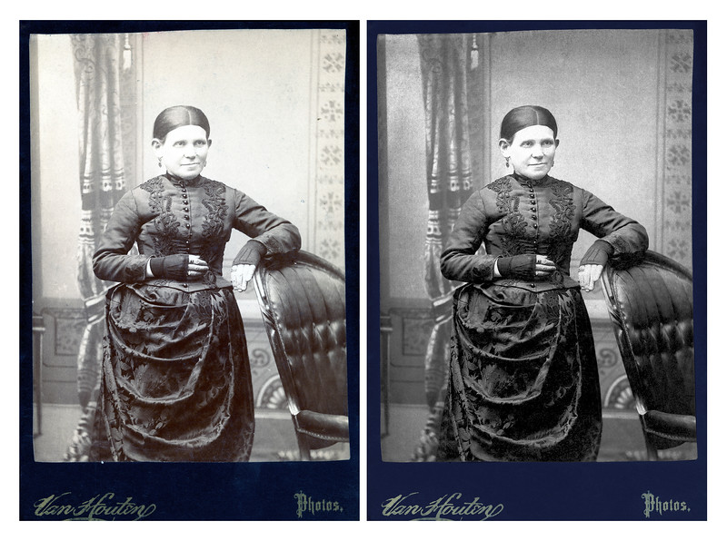 Rebecca Finkel restoration