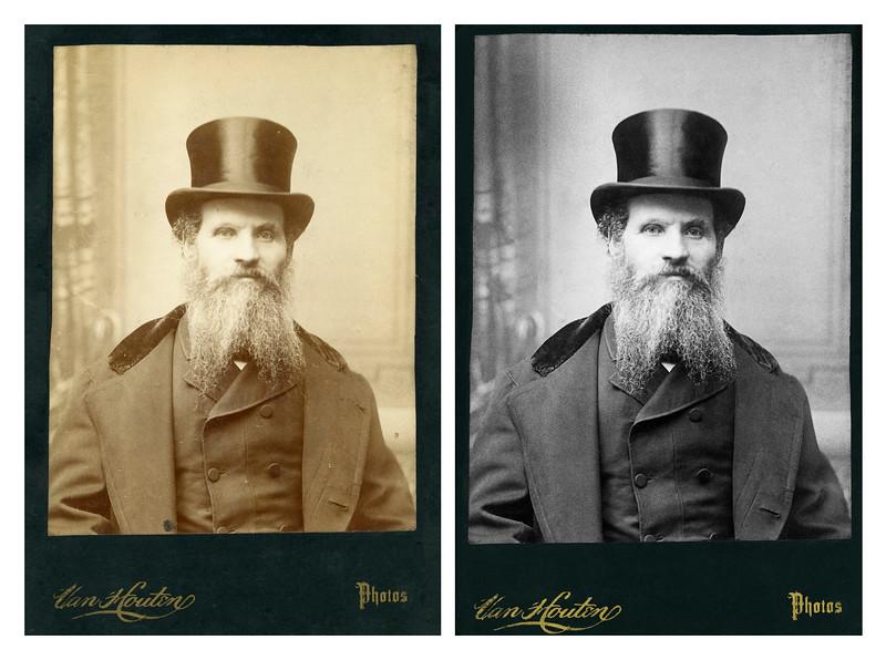 Frederick Himowich restoration