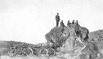 Motorcycle Ride 1 ca. 1915-16