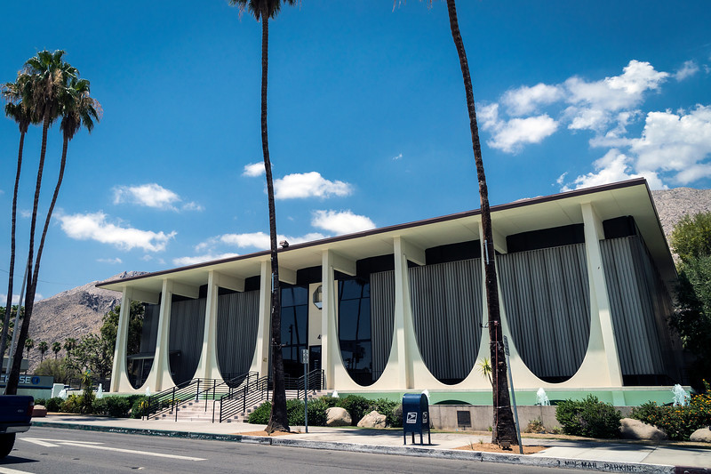Civic Building, Palm Springs