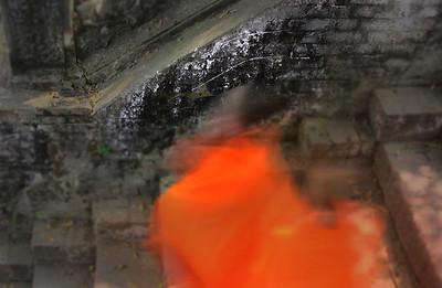 Making Merit: Wat Phapai, Luang Prabang, Laos