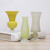 Daffodil Glass Vase Collection