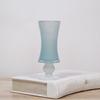 Seaglass Blue Vase Collection - Cylinder Vase