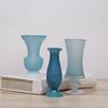 Seaglass Blue Vase Collection -