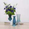 Seaglass Blue Vase Collection