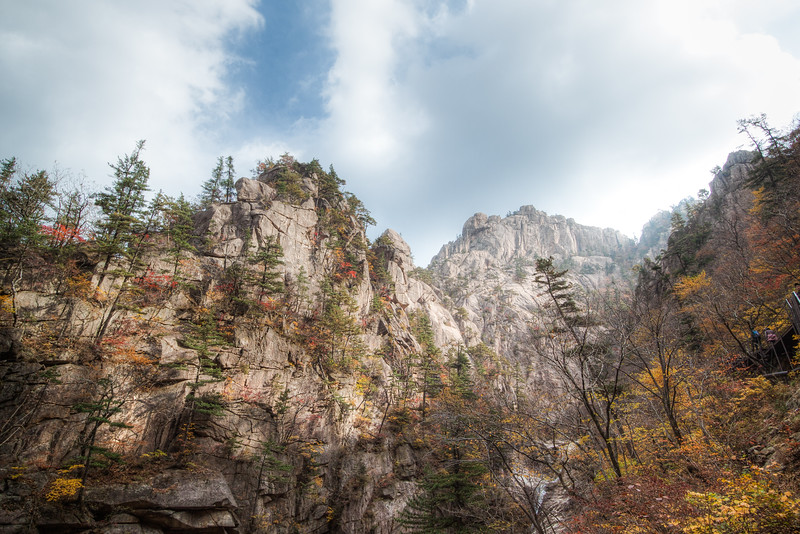 Autumn in Seoraksan