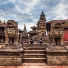 Guardians of Bhaktapur