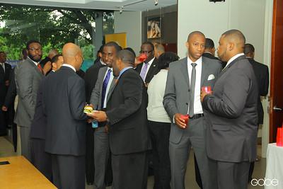 100 Black Men Induction 2011