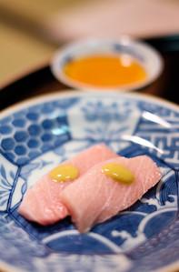 Kikunoi Sashimi