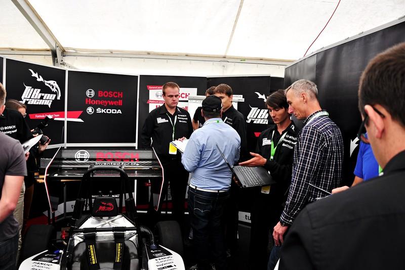 Formula Student Czech Republic 2015 - Friday