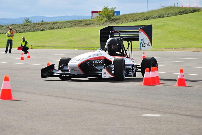 Formula Student Czech Republic 2015 - Saturday