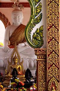 Buddha Portico