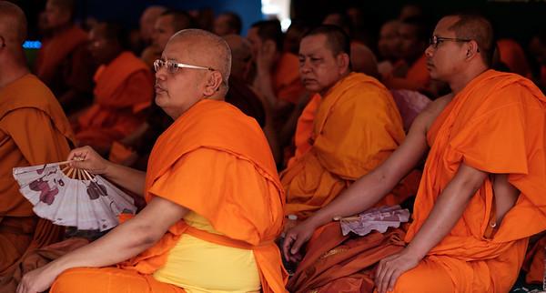 Fanning Monk