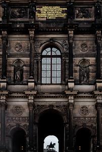 Imposing Entrance