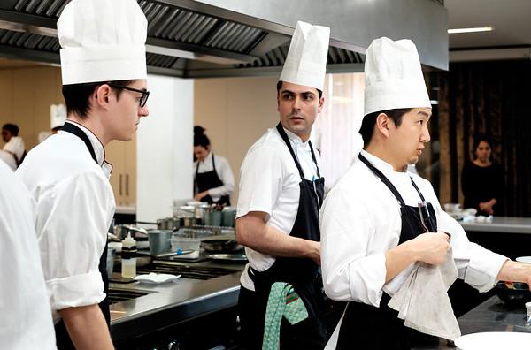 Azurmendi 3 - Chefs
